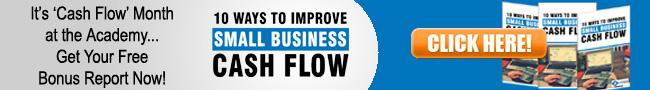 10 Ways to Improve Small Business Cashflow
