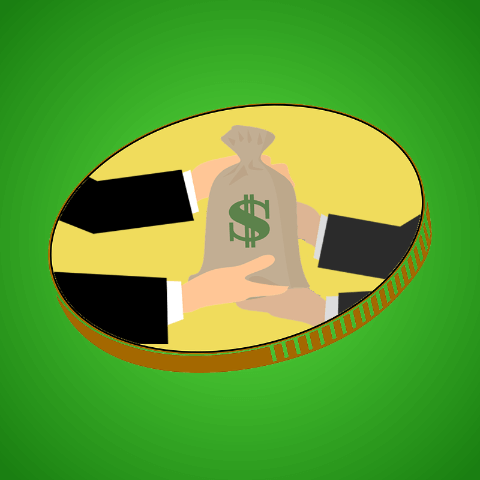 Cash Flow - a 2 sided coin