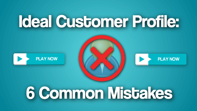 Common customer profile mistakes small business owners make