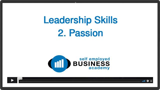 Leadership skill 2 - Passion