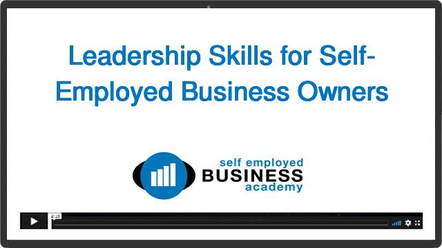 Small business leadership skills