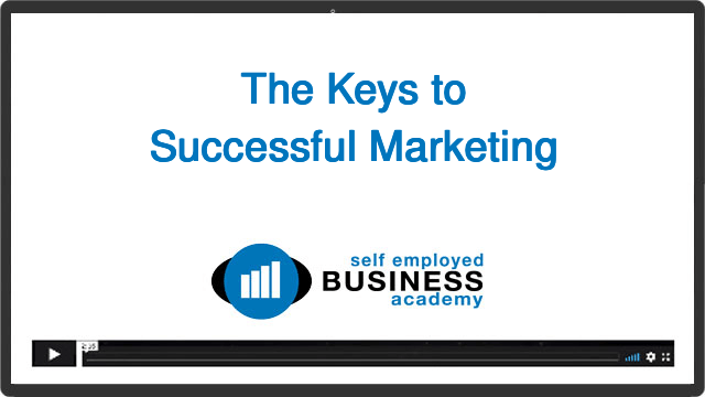 The Keys to Successful Marketing