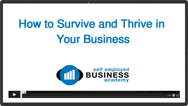 How to survive and thrive in business