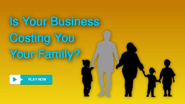 Work life balance to save your family